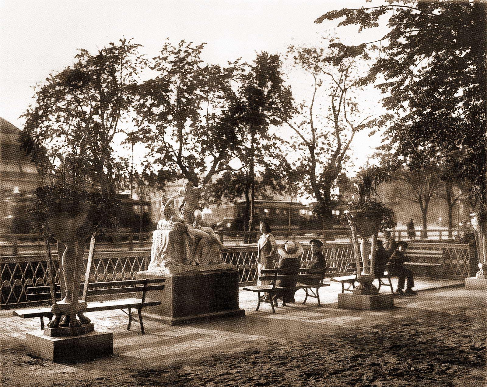 Фото старого петербурга карл булла 5
